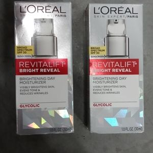 Loreal anti Wrinkle and Aging products